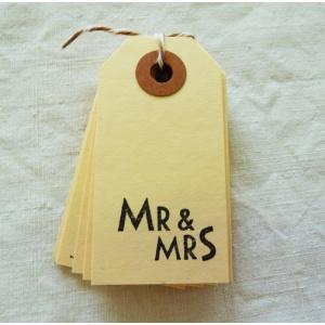 tags-vanille-35x70-mm-set-de-10-tamponnees-mr-mrs