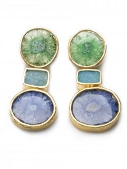 india-green-blue-agate-earring-1