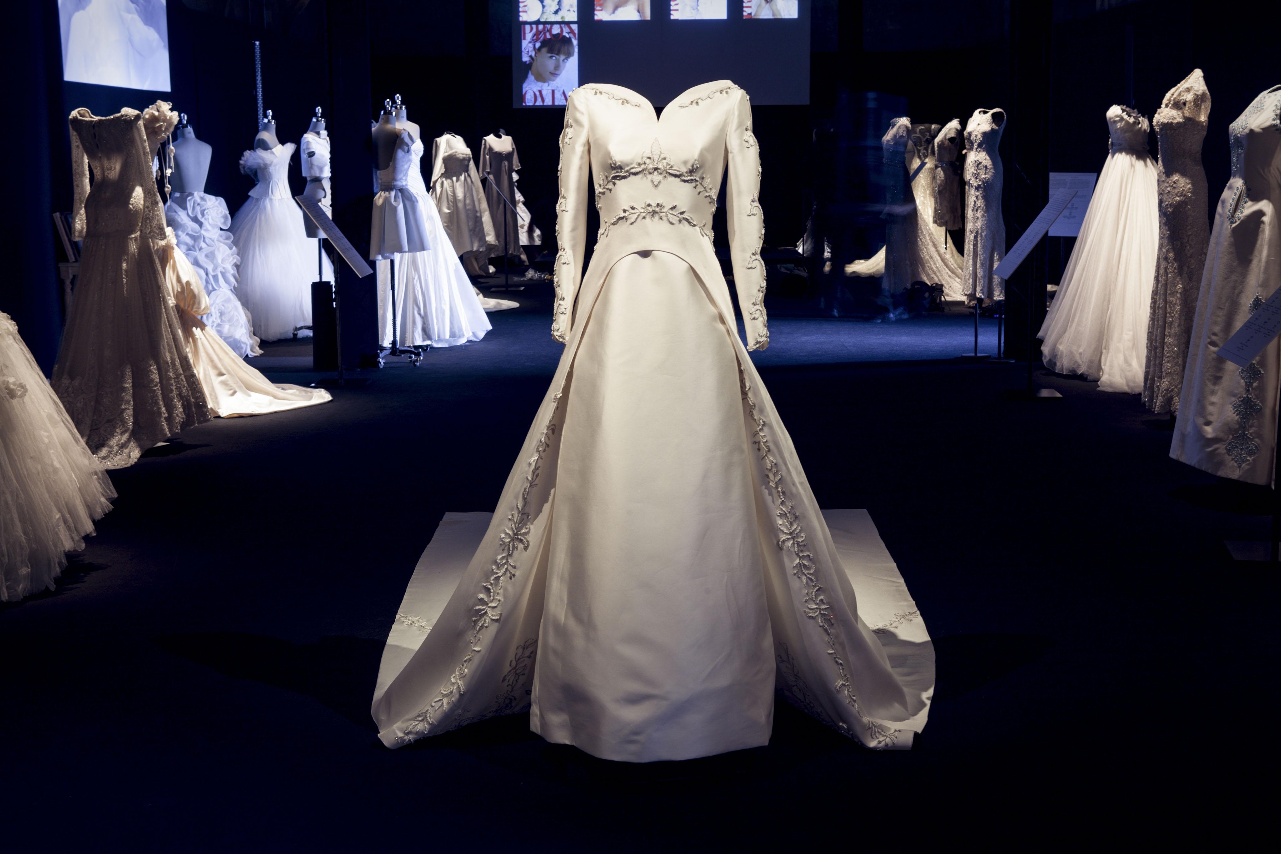 Vestidos de boda 50