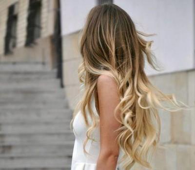 Peinado de novia, pelo suelto con ondas