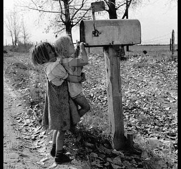 Recibir una carta por correo
